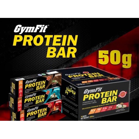 Gymfit Protein Bars