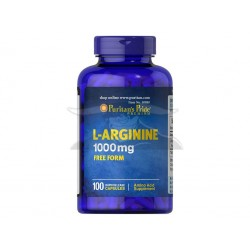 L-Arginine Puritans and pride