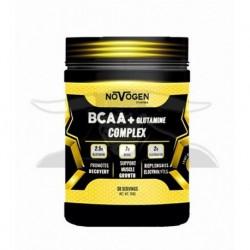 Novogen : BCAA + Glutamine Complex
