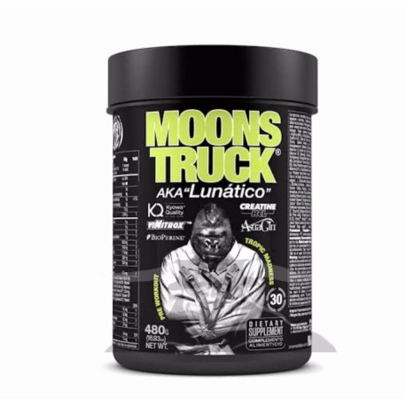 Zoomad Labs' Moontruck