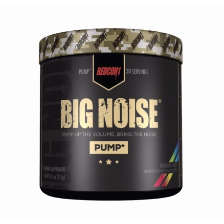 Redcon1 Big Noise | Pump Formula