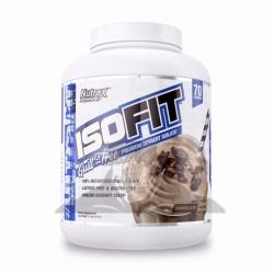 Nutrex Isofit 100% Whey Isolate Protein Powder