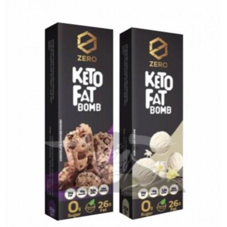 Zero Keto Fat Bomb Protein Bar